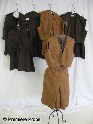 1114: Women's Western Costumes