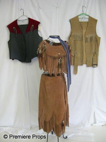 1126: Lot of Ladies Costumes