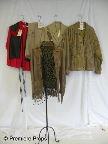 1127: Lot of Buffalo Bill Western Costumes
