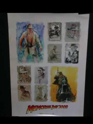 14: Indiana Jones Retrospect Poster