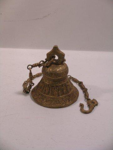 15: Indiana Jones Brass Bell #2