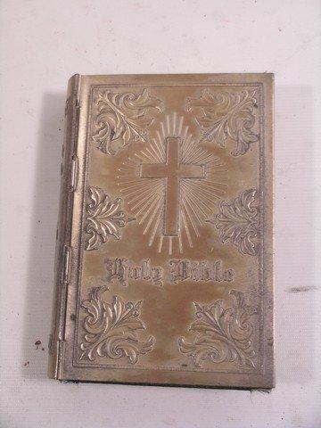 27: The Exorcist Metallic Bible
