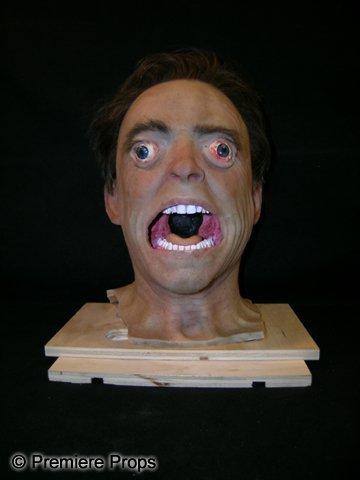 36: Total Recall Schwarzenegger Screaming Head