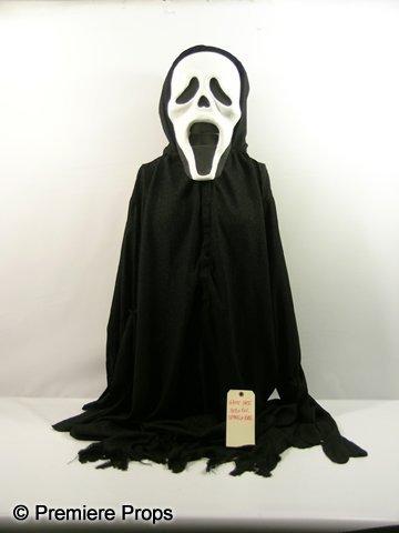241: Scream 4 Ghostface Killer's Hero Robe