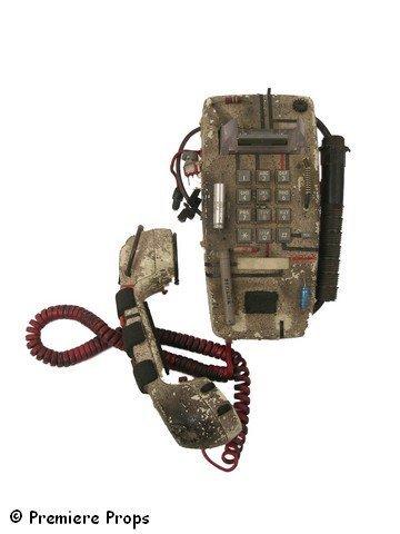 Back to the Future II Futuristic phone