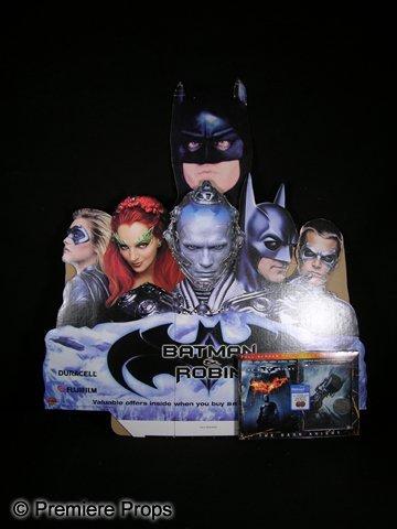 8: Batman Ad Materials