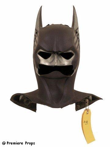 Batman& Robin/ Batman Forever  Cowl George Clooney/Val