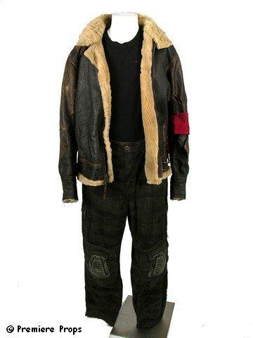 164: Terminator: Salvation Christian Bale Bomber Jacket