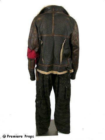 164: Terminator: Salvation Christian Bale Bomber Jacket - 2