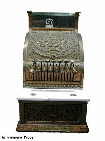 506: Little House on the Prairie Antique Cash Register