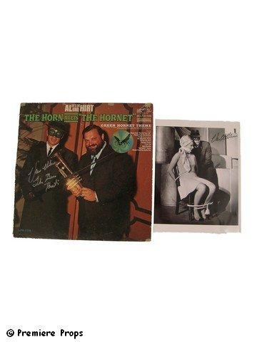510: Horn Meets Hornet LP Signed Van Williams