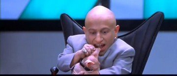 529: Austin Powers Goldmember Verne Troyer's Sphinx Cat - 5
