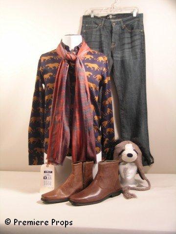 792: Seven Psychopaths Billy Sam Rockwell Costume
