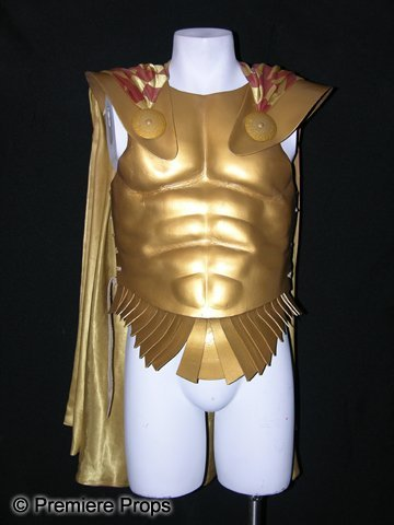 8: Immortals Poseidon (Kellan Lutz) Movie Costumes