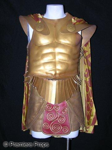 9: Immortals Zeus (Luke Evans) Screen Worn Costume