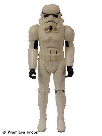 """295: Star Wars 12"""" Storm Trooper"""