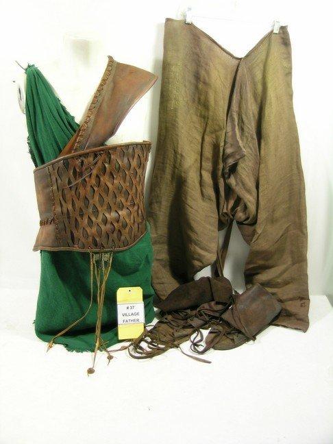 15: Immortals Village Father (Marcello Bezina) Costume