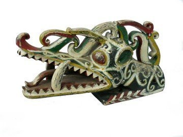 Pirates of the Caribbean: At World's End Dragon Head Pr