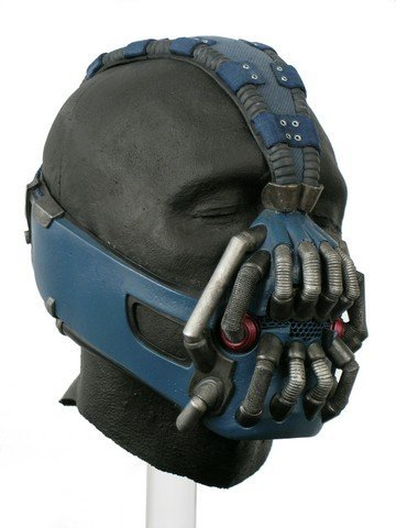 The Dark Knight Rises Bane (Tom Hardy) Mask