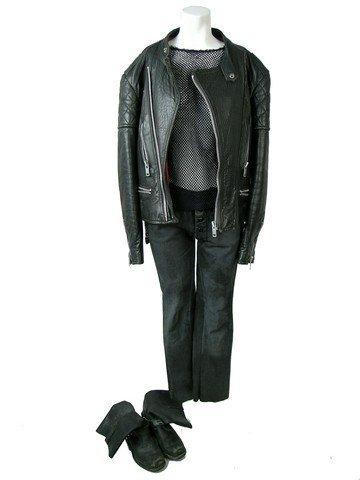 The Big Lebowski Kieffer (Flea) Motorcycle Costume