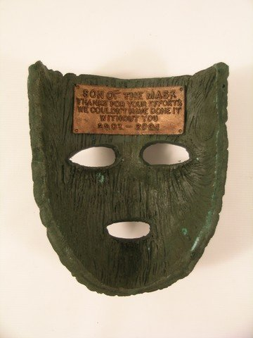 Son of the Mask Cast & Crew Production Mask - 2