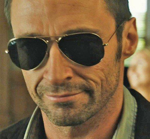 Real Steel Charlie Kenton (Hugh Jackman) Sunglasses & - 3
