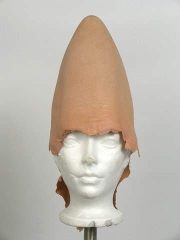 Coneheads Beldar (Dan Aykroyd) Conehead Prosthetic Head
