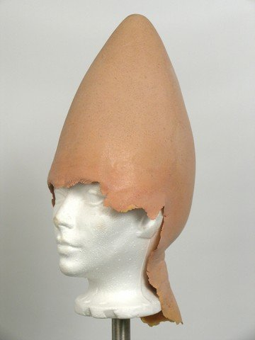 Coneheads Beldar (Dan Aykroyd) Conehead Prosthetic Head - 3