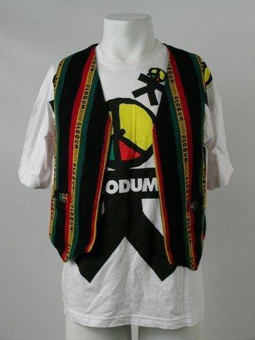 Michael Jackson Official OLODUM T-Shirt & Vest