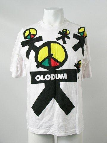 Michael Jackson Official OLODUM T-Shirt & Vest - 2