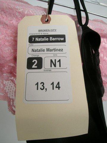 Broken City Natalie Barrow (Natalie Martinez) Costume - 2