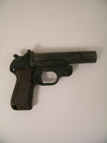The Last Stand Lewis Dinkum (Johnny Knoxville) Gun