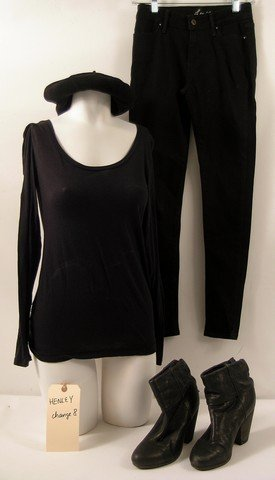 Now You See Me Henley (Isla Fisher) Costume