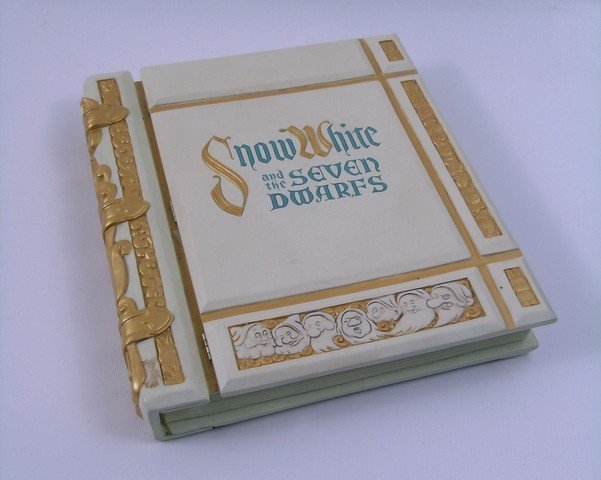 Snow White And The Seven Dwarfs Limited Edition Book