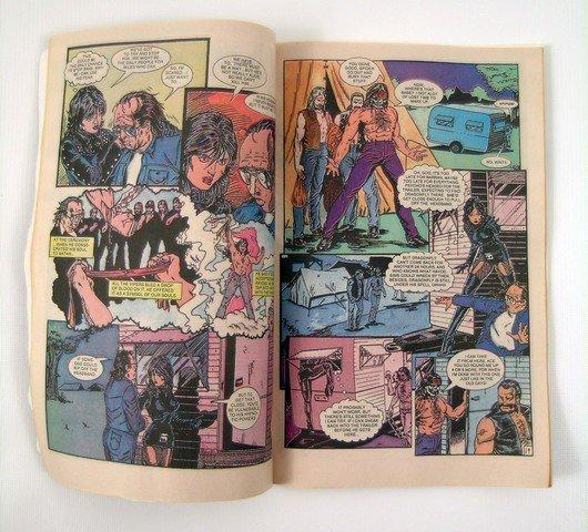 BeetleBorgs Comic Book Prop - 2