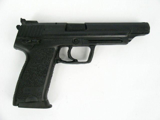 Mr. & Mrs. Smith Heckler & Koch USP Elite .45 Stunt Gun