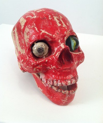 Tales from the Crypt Bloody Skull Prop