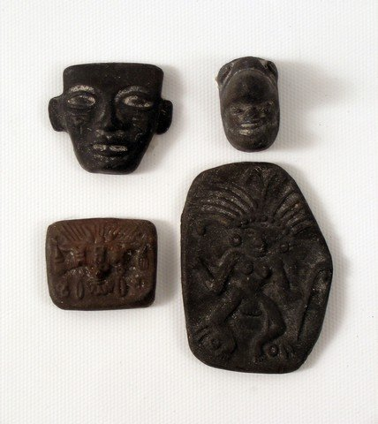 Indiana Jones And the Lost Crusade Carved Rock Props