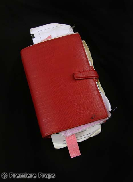 27 Dresses Jane (Katherine Heigl) Appointment Book