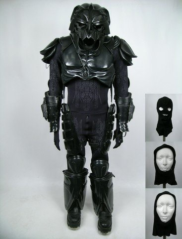 Stargate SG-1 Full Kull Warrior Costume