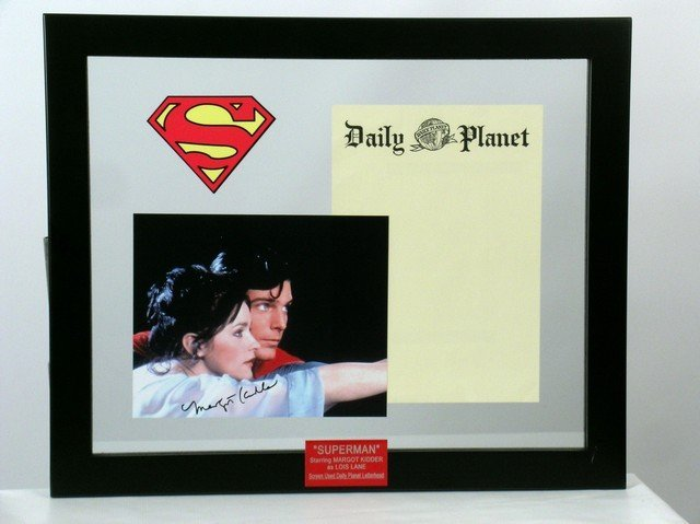Superman (1978) Lois Lane (Margot Kidder)