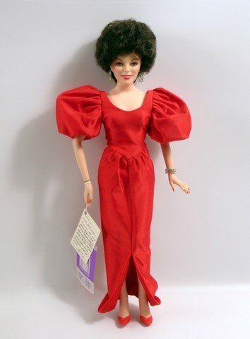 Dynasty Limited Edition World Doll Alexis Colby (Joan
