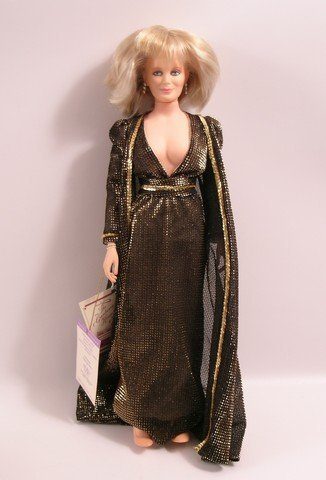 Dynasty Limited Edition World Doll Krystle Carrington
