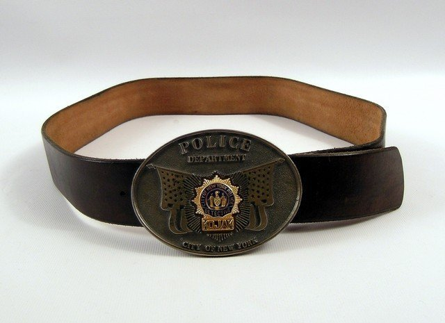 Kojak Cast Belt