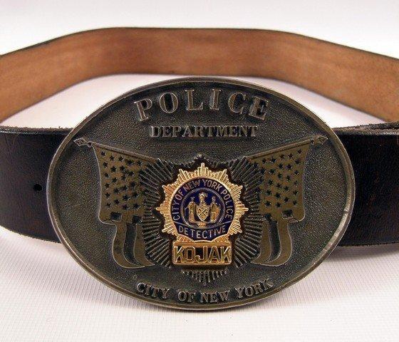 Kojak Cast Belt - 2