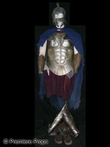 Immortals Hoplite Solder Costume