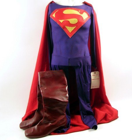 Lois & Clark Superman Costume