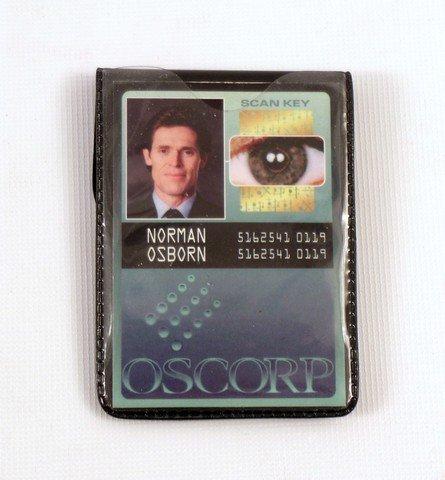 Spider-Man (2002) Norman Osborn (Willem Dafoe) Oscort