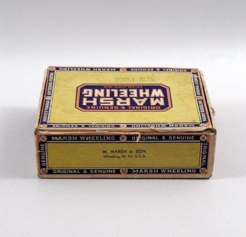 The Green Mile Mr. Jingles - Marsh Wheeling Cigar Box