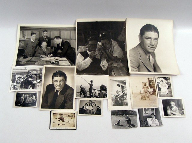 Shemp Howard (The Three Stooges) Personal Family Album